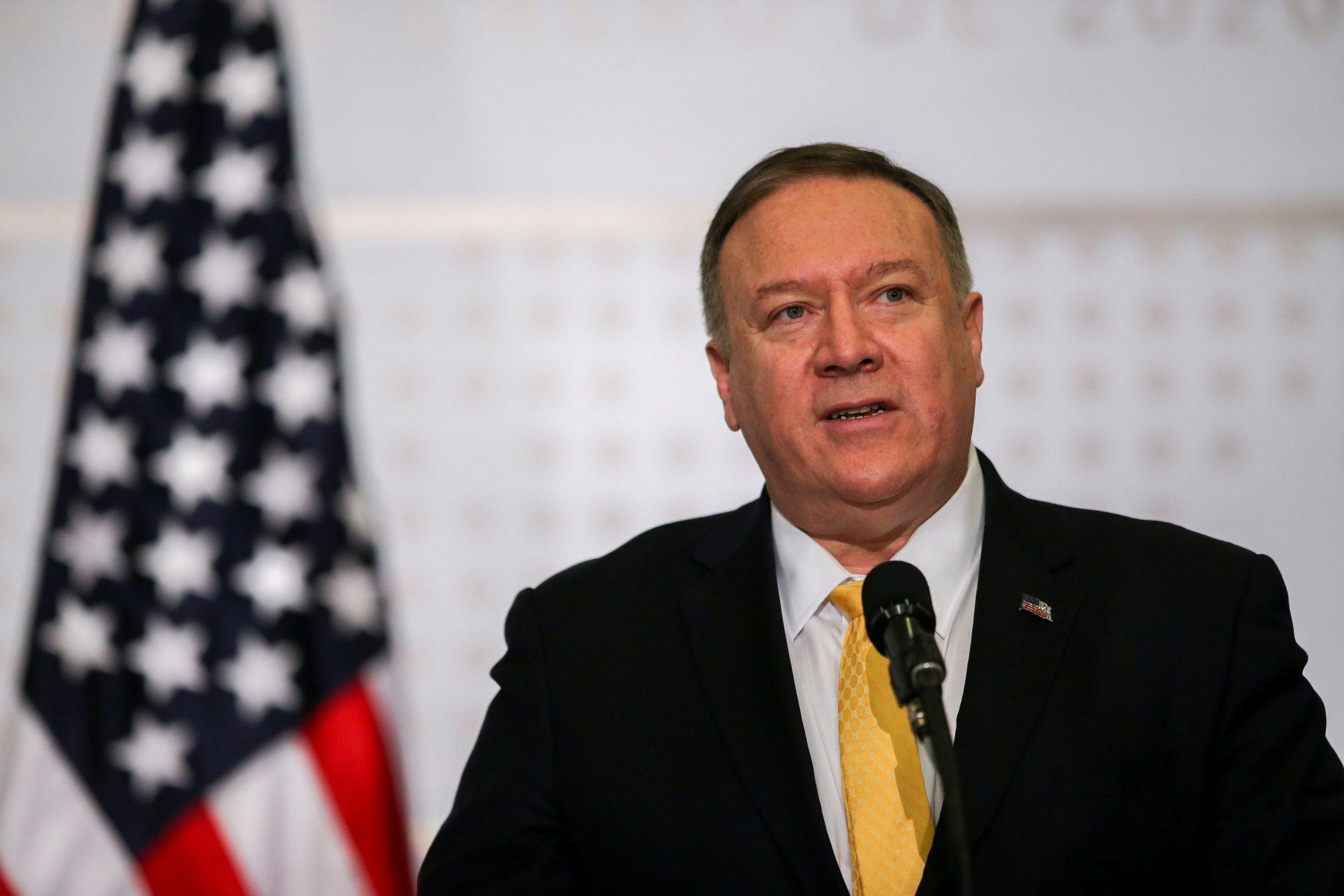 ABD, İran'a yönelik silah ambargosunun uzatılmasını istedi