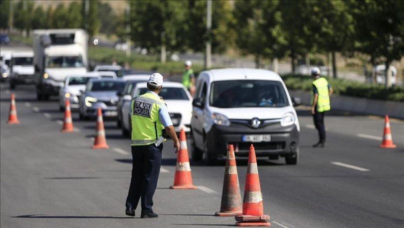 Trafik yasası güncellendi