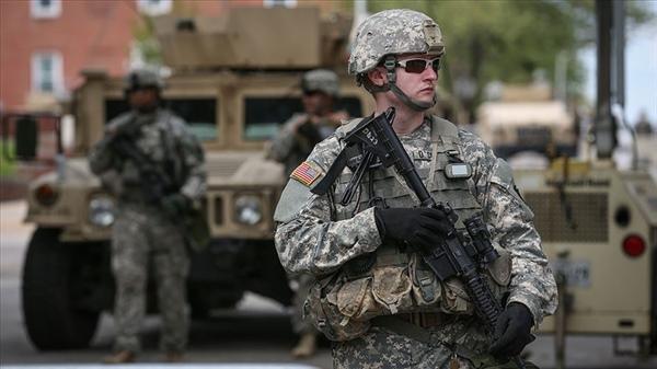 ABD'DE POLİS ŞİDDETİ KARŞITI PROTESTOLAR İÇİN ULUSAL MUHAFIZLAR ÇAĞRILDI
