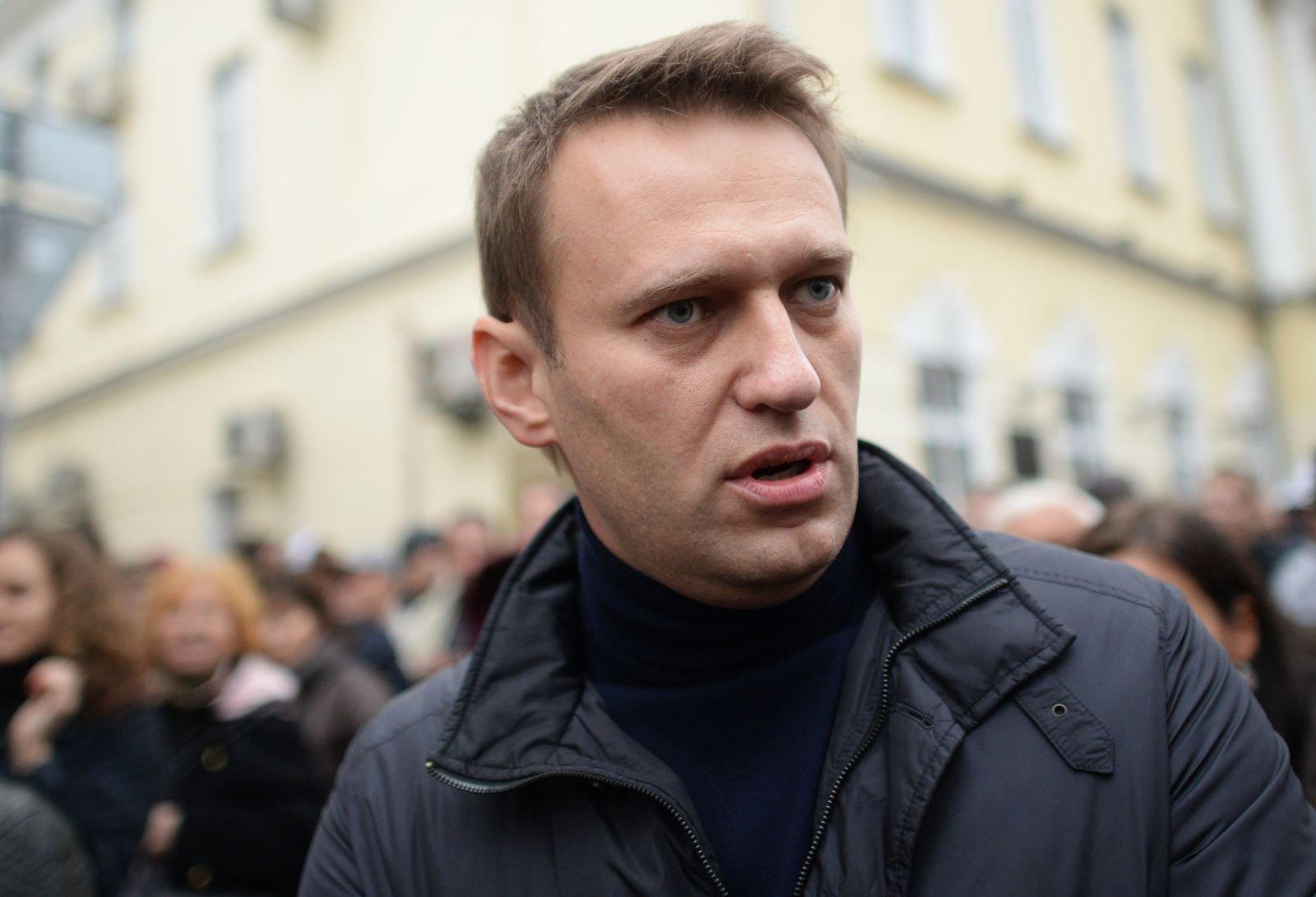 Rus muhalif Navalnıy hastaneye kaldırıldı