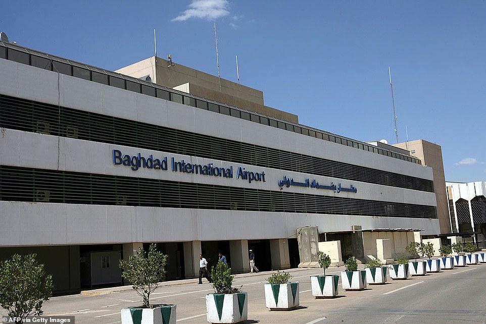 Bağdat'da füze saldırısı!