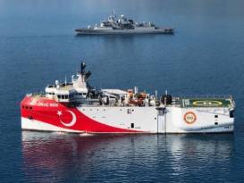 """AB'den açıklama: """"Doğu Akdeniz'deki gelişmeler endişe verici"""""""