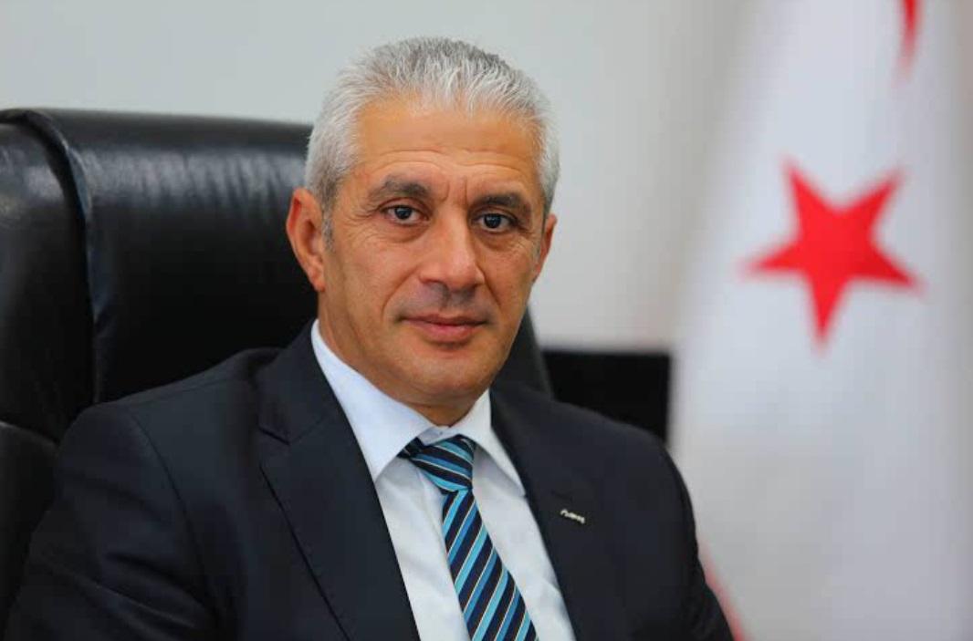 Hasan Taçoy: Oruç Reis'in Akdeniz'de Yapacağı Çalışmaları Selamlıyorum dedi