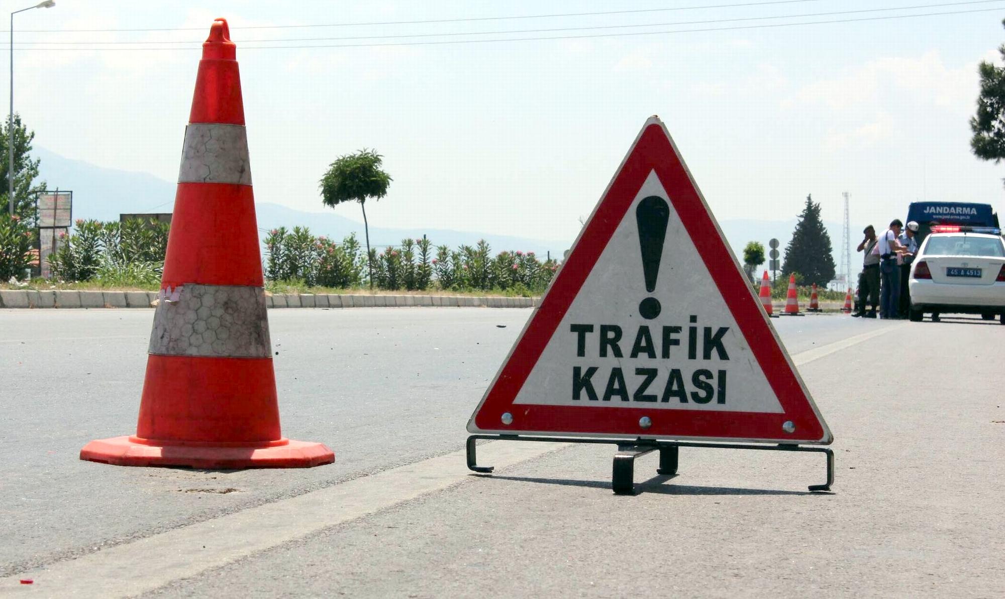 Lefkoşa-Girne yolunda korkunç kaza gerçekleşti
