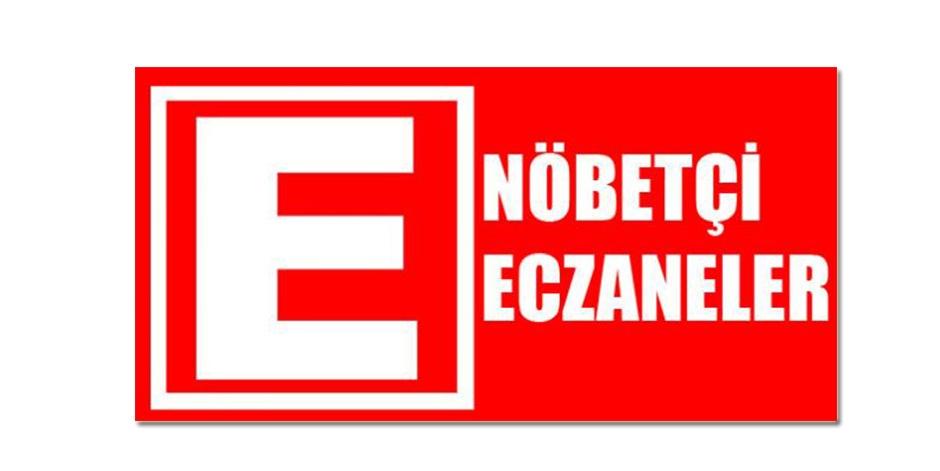 15 Ağustos 2020 / Nöbetçi Eczanelerin listesi