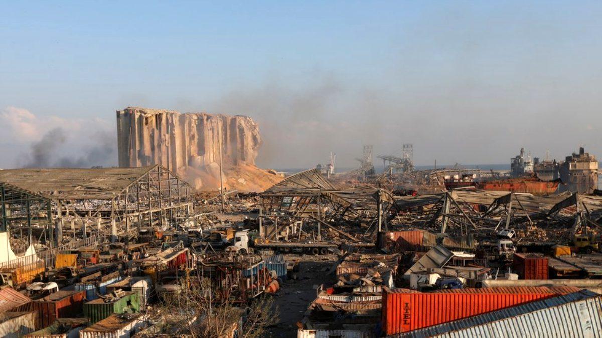 Beyrut patlamasındaki zararın tespiti ve destek için Dünya Bankası hazır olduğunu söyledi
