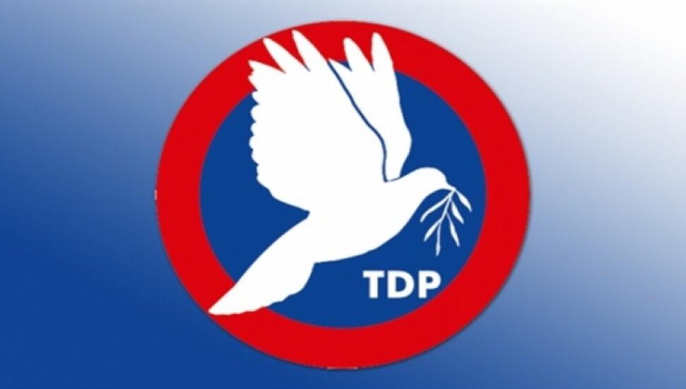 TDP: 'BM, Kıbrıs Türk halkının hassasiyetlerini de dikkate almalıdır'