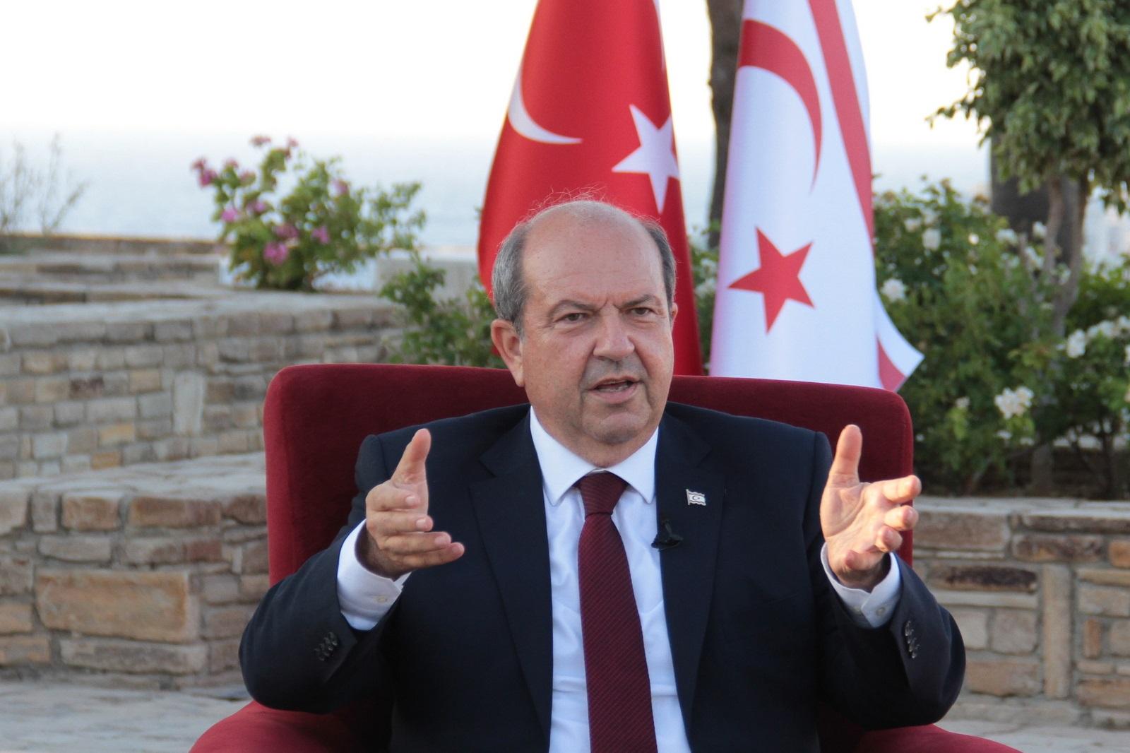 Ersin Tatar: Maraş için Rumlar başvuruya başladı