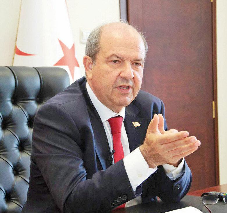 Ersin Tatar: Doğu Akdeniz'deki gelişmeler KKTC'yi önemli bir noktaya taşıdı