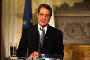 """Nikos Anastasiadis: """"Eğer adım skandala karışırsa istifa edeceğim"""""""