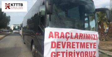 """KTTTB'DEN """"ÖDEYEMİYORUZ"""" EYLEMİ!"""